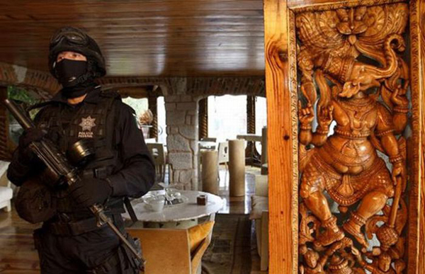 Mexican Drugs Raid 10