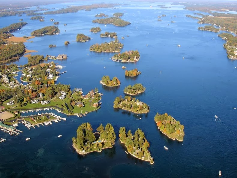The Amazing Thousand Islands