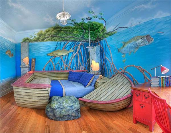 Epic Kids Room Ideas 1