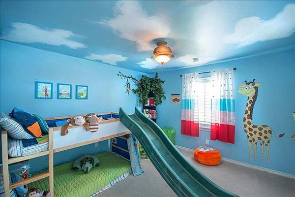 Epic Kids Room Ideas 12
