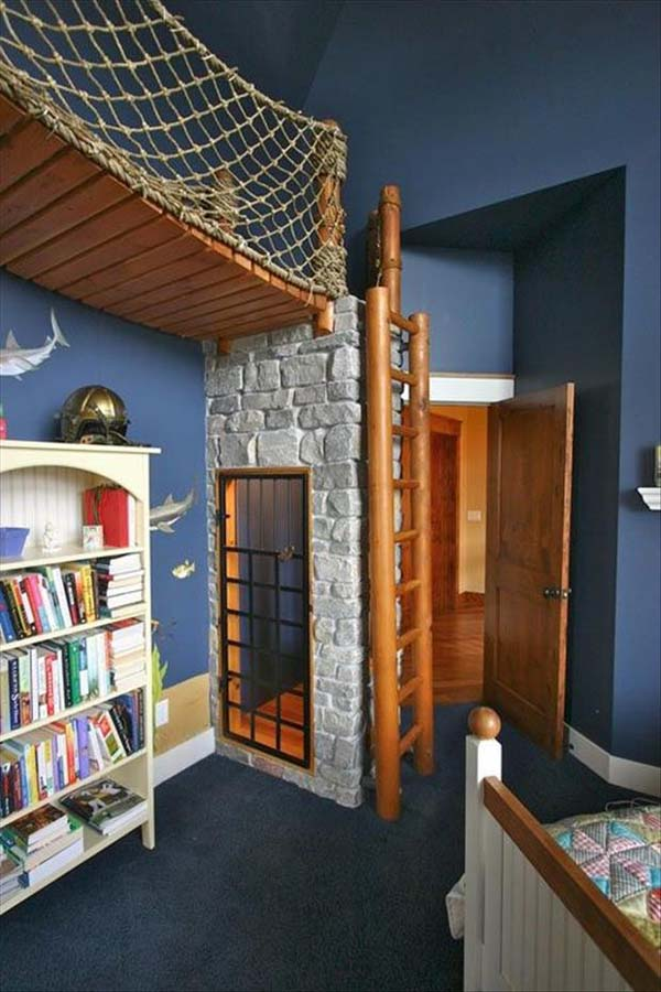 Epic Kids Room Ideas 15