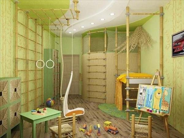 19 Totally Epic Kids Room Ideas. Even As An Adult, I Would Never ...