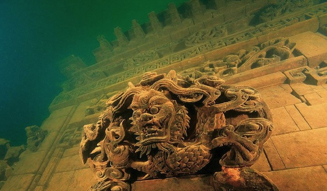 Shicheng - The lost underwater city in China