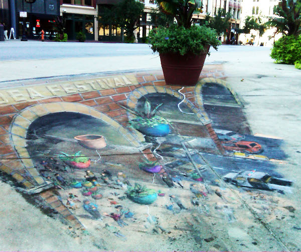 Julian beever official website