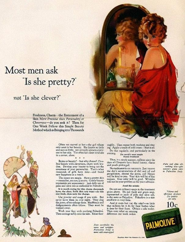 22 Vintage Ads That Smack Of Sexism... Don't Let Your ...