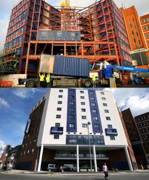 shipping container hotel featured image