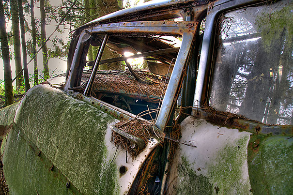 Chatillion Car Graveyard 5