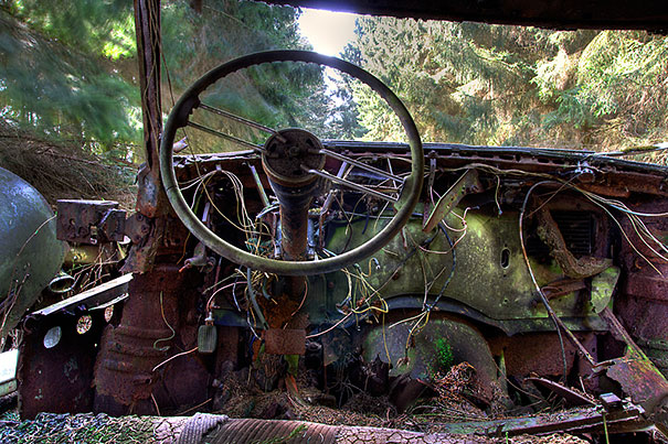 Chatillion Car Graveyard 6
