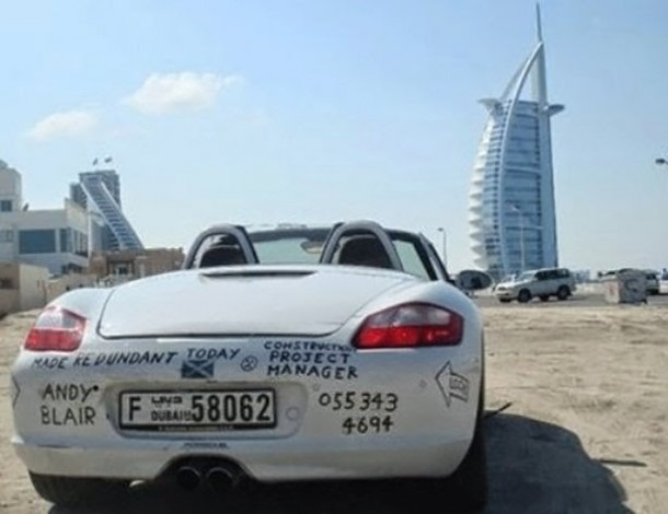 abandoned dubai cars 10