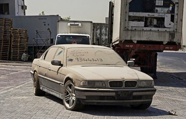 abandoned dubai cars 18