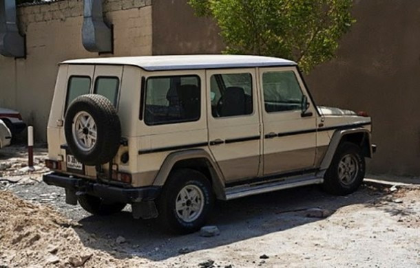 abandoned dubai cars 19