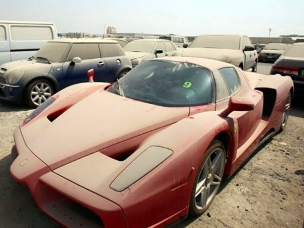abandoned dubai cars 29