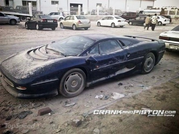 abandoned dubai cars 5