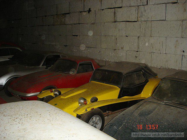 barn of cars 17