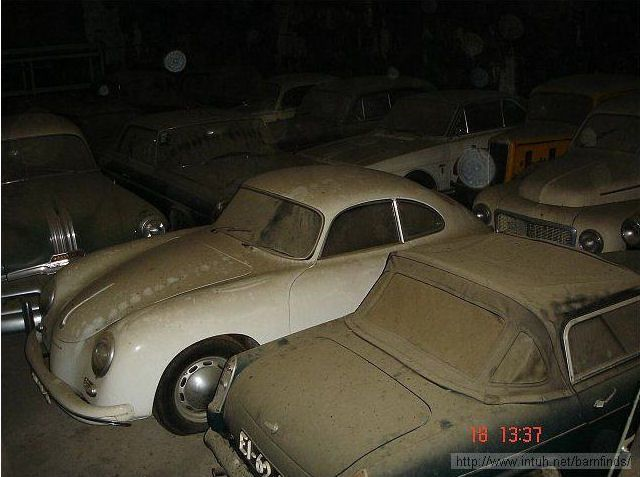 Classic Cars Rotting For Sale