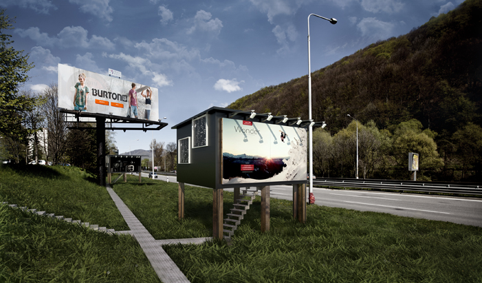 billboard homes for the homeless 2