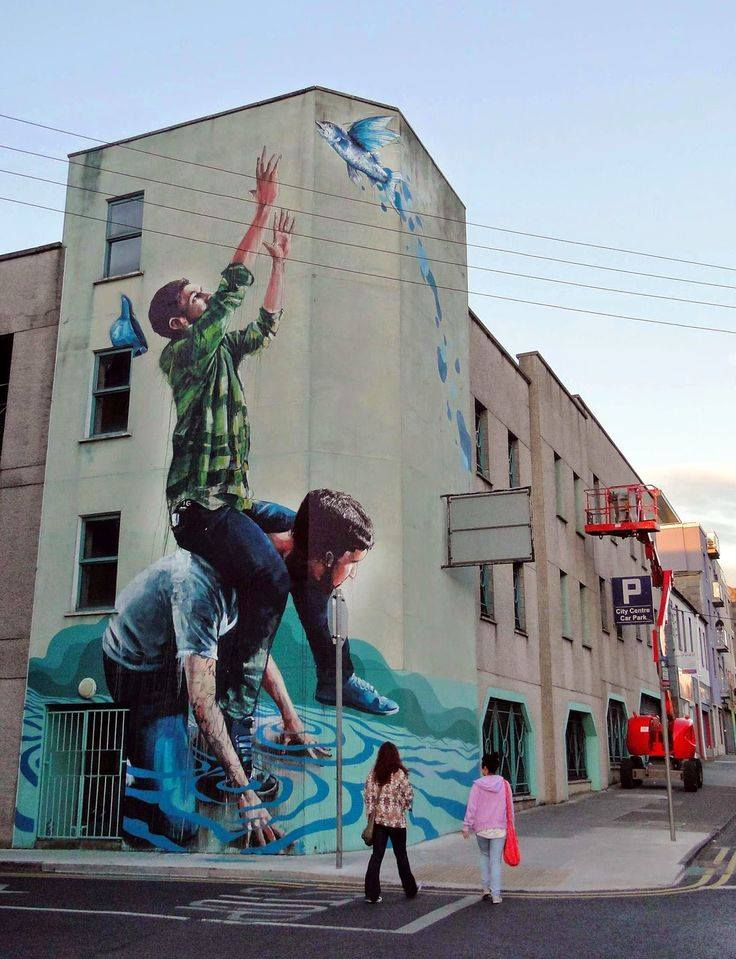 15 Of The Best Full Wall Street Art Pieces Of 2014 Cools