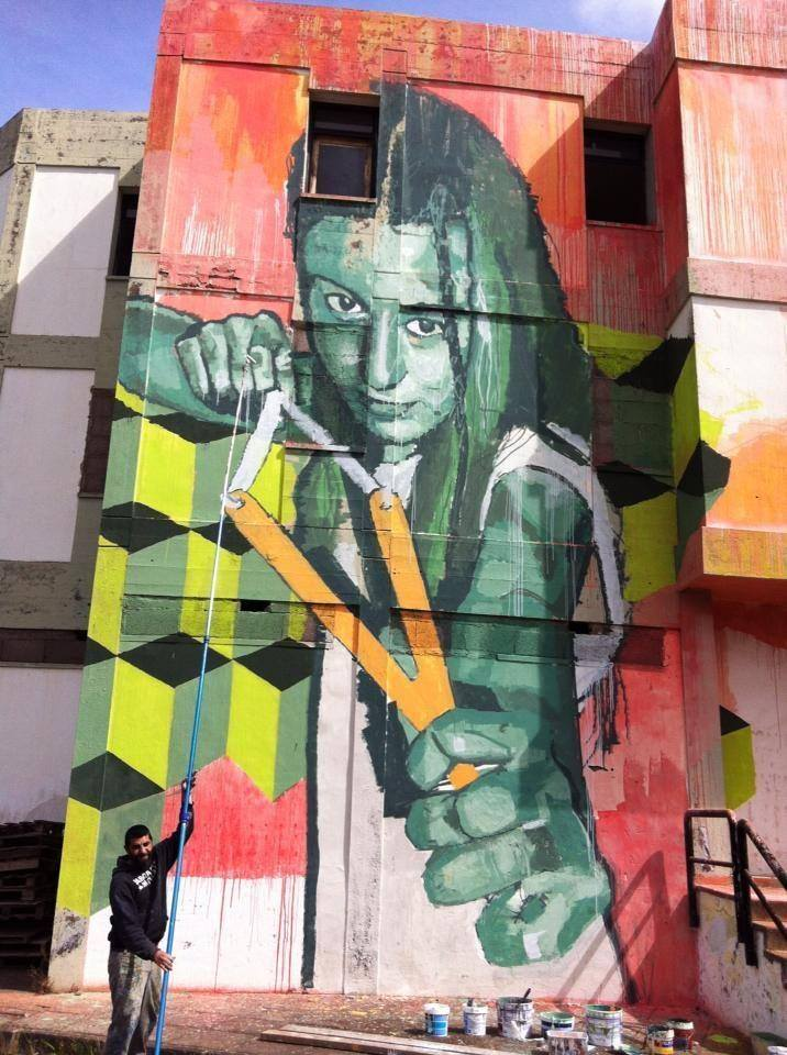 full wall street art 5