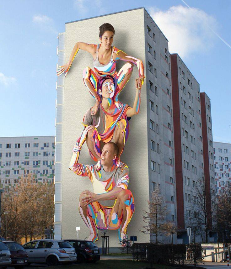 15 of the best full wall street art pieces of 2014 cools for Call for mural artists 2014