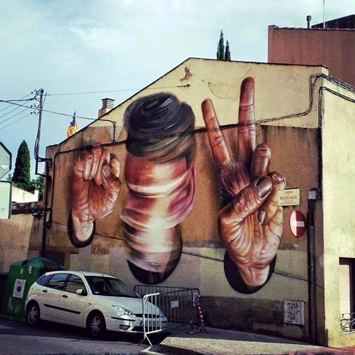full wall street art 9
