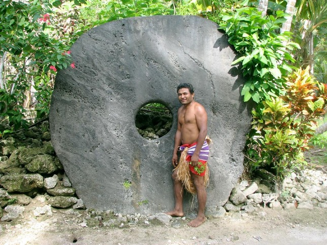 giant stone coins of yap 6