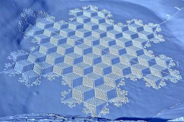 simon beck snow art 10