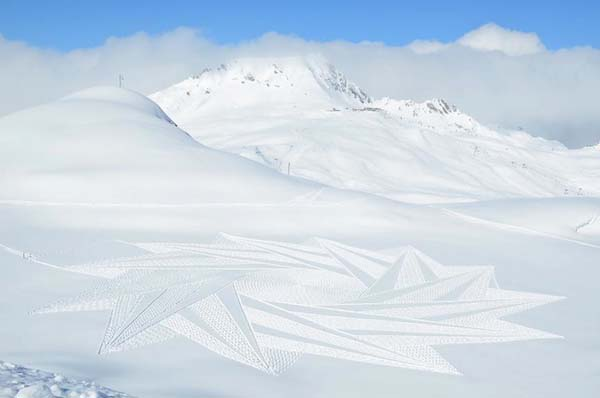 simon beck snow art 6