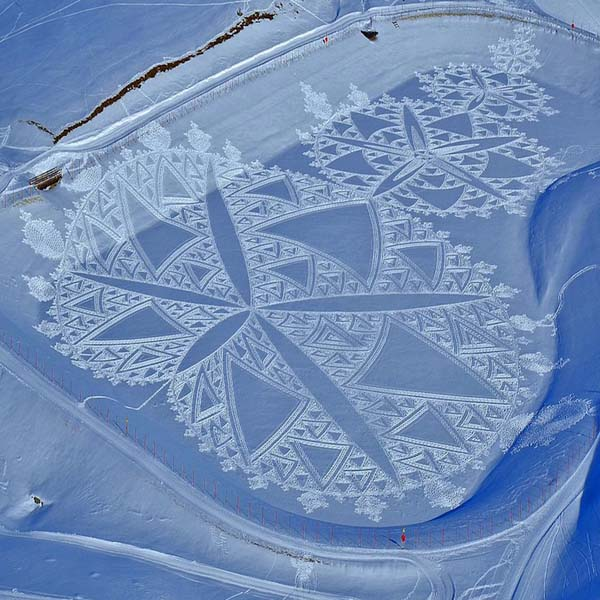 simon beck snow art 8