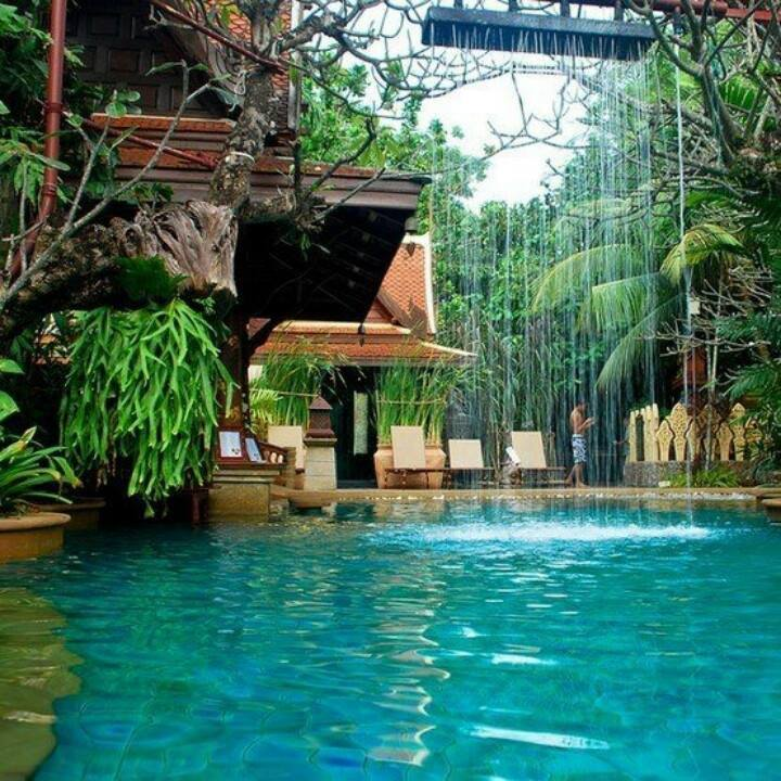 The 10 Most Stunning And Amazing Jungle Swimming Pools ...