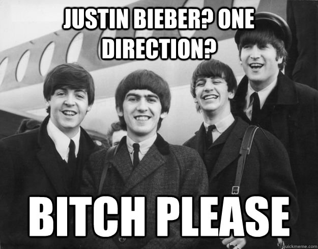 beatles meme 9