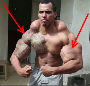 brazilian body builder