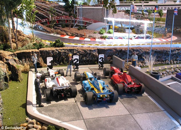 The 7 Best Home Made Scalextric Slot Car Tracks In The World