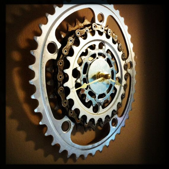 cycle cog clock