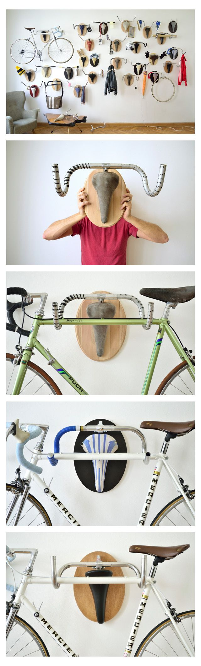 The bike upcycling project