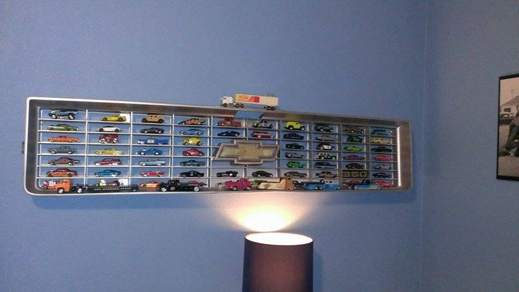 14 Times When Hot Wheels Collectors Totally Bossed Their Displays