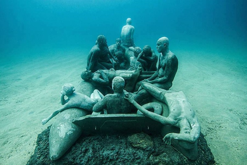 jason decaires taylor 10