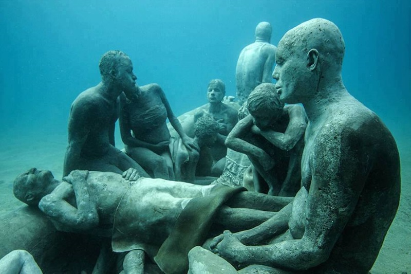 jason decaires taylor 9