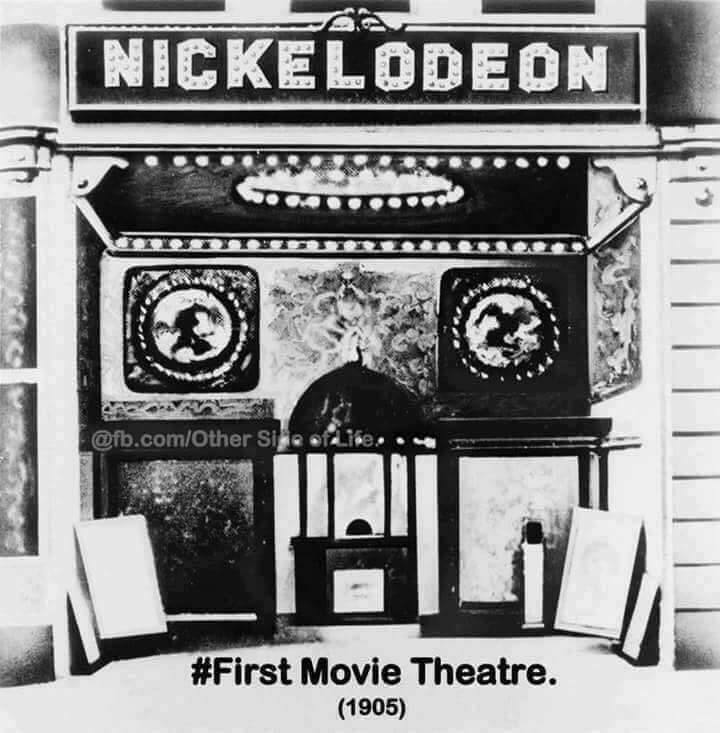 first cinema