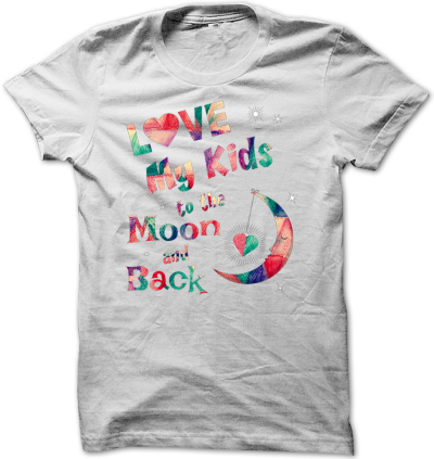 parents to the moon and back