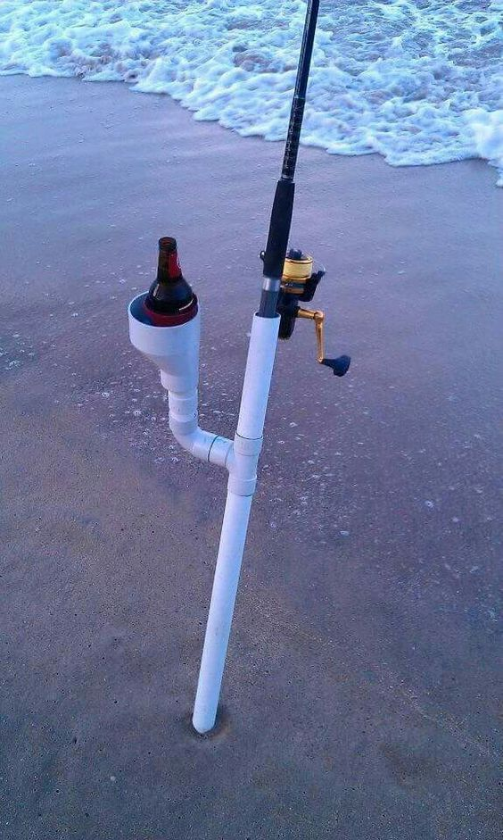 perfect fishing rod