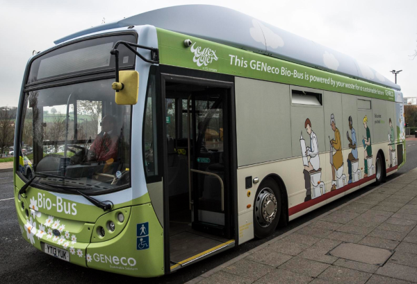 the poo powered bus 1